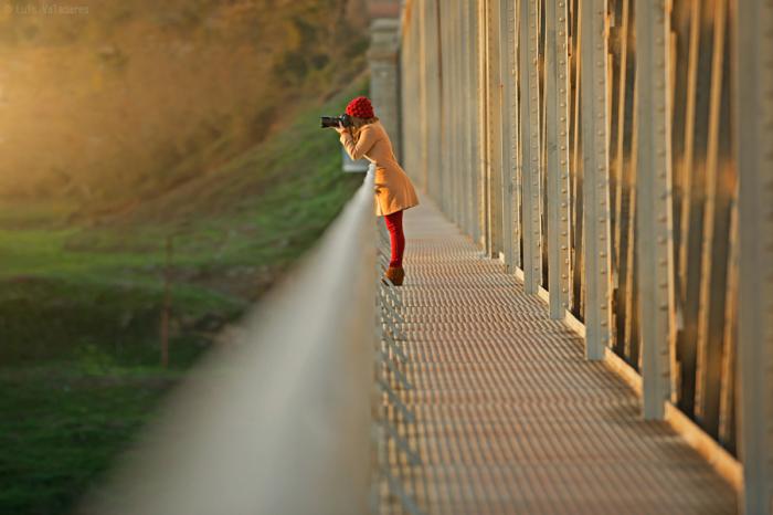 Любовь к фотографии. Автор фото: Луис Валадарис (Luis Valadares).