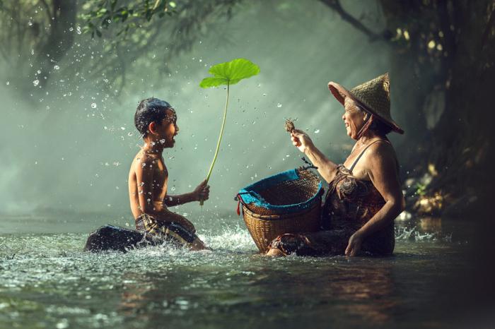 Лучшее воспоминание. Автор фото: Jakkree Thampitakkul.