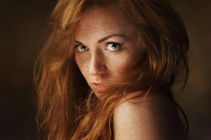 Портрет ясной девушки. Автор фото: Максим Максимов (Maxim Maximov).