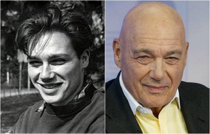 Известный советский и российский, а также американский телеведущий.
