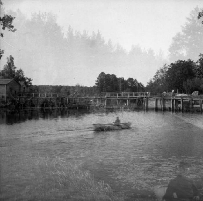 Зона отдыха Большой Путяевский пруд.