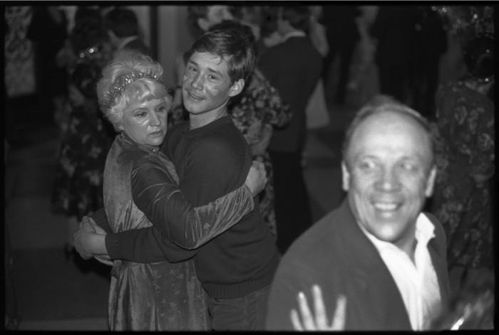 Танцы для души и тела. 1984 год.