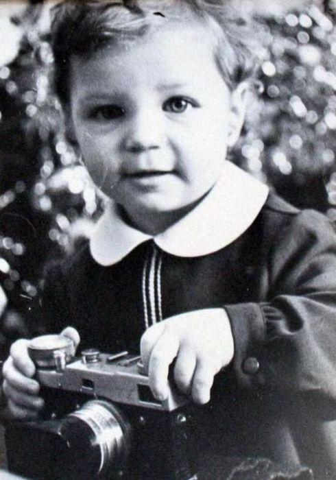 Я бы тоже вас сфотографировала. 1960 год.