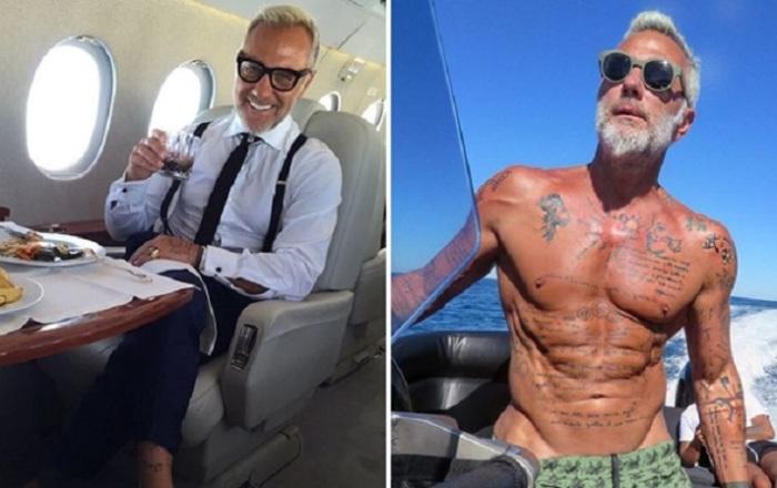 Итальянский богач стал известен после публикации видео с зажигательным танцем, после которого получил прозвище «танцующий миллиардер».