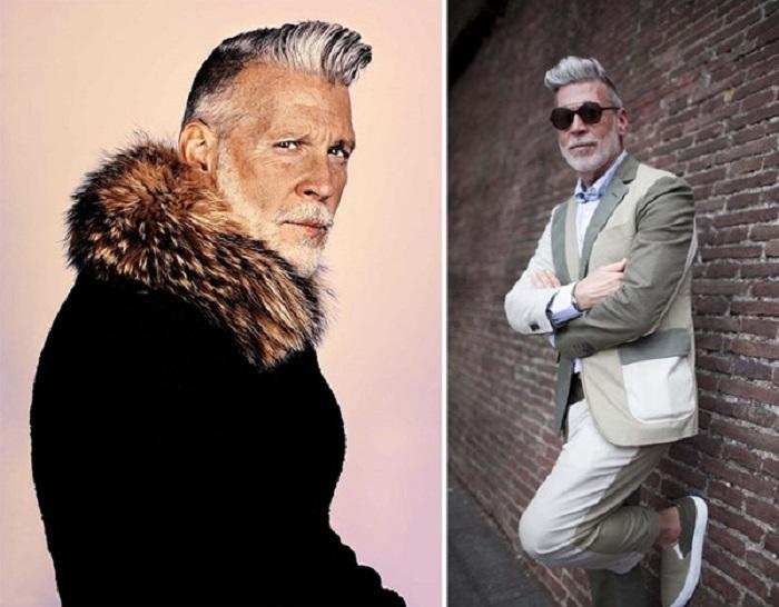 Владелец сети магазинов модной одежды помимо всего прочего является иконой стритстайла и преуспевающим дизайнером.