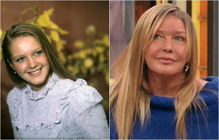 Известная актриса и телеведущая знаменита по своим успешным ролям в фильмах «Снежная королева» и «Гори, гори, моя звезда».