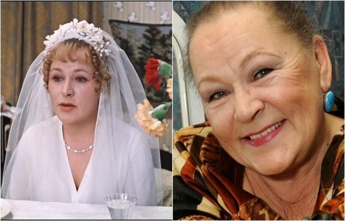 Советская и российская актриса, прославившаяся ролями простых девушек, основная известность пришла благодаря роли Антонины в фильме «Москва слезам не верит».