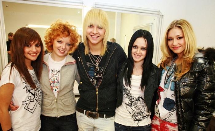 По названию группы был снят одноименный автобиографический сериал, где главными героями были участницы коллектива. /Фото: po4emu.ru