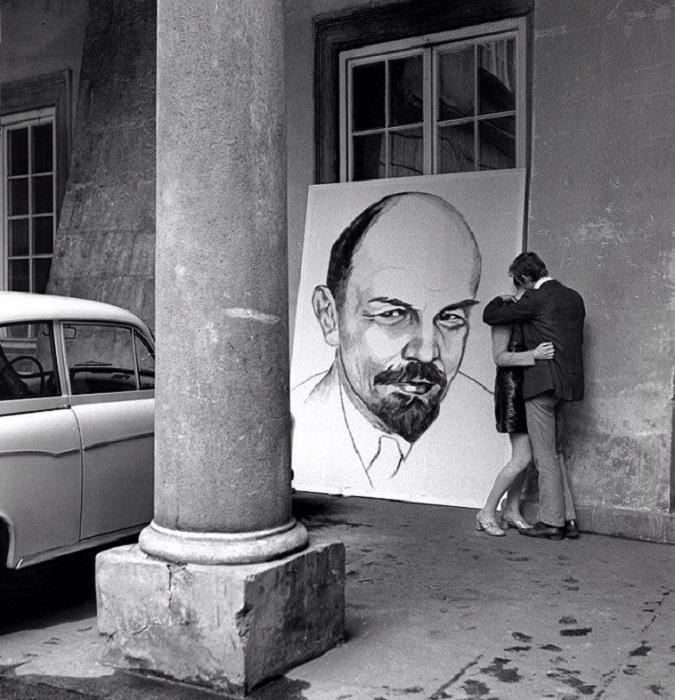 Краков, 1970 год. Фотограф Ян Морек.