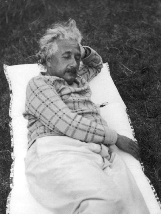 Один из основателей современной теоретической физики, 1933 год.