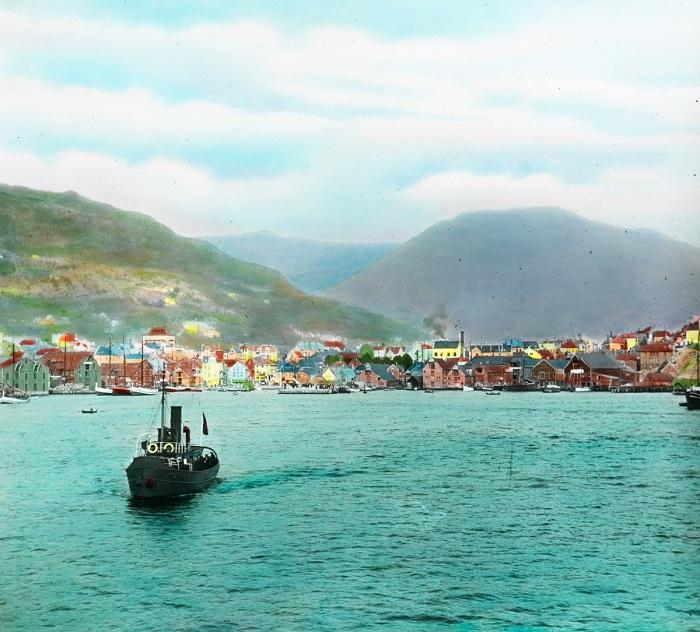 Средневековая столица Норвегии.