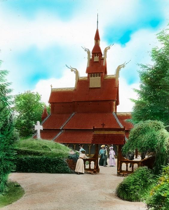 Интересную историю церкви, окруженную мистическими легендами и рассказами, может поведать почти каждый горожанин.