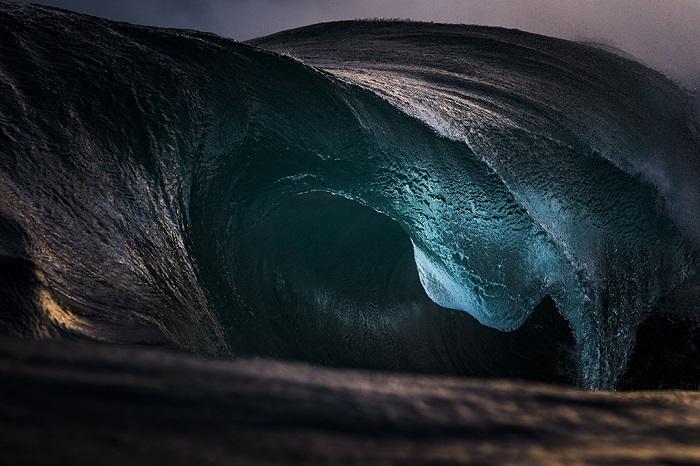 Туннель в подводное царство Нептуна.