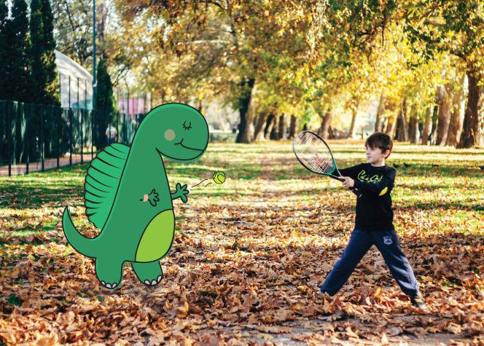 Хочет плавать и играть в теннис, мечтает стать палеонтологом (Наследственная ангиодистрофия, синдром Дауна).