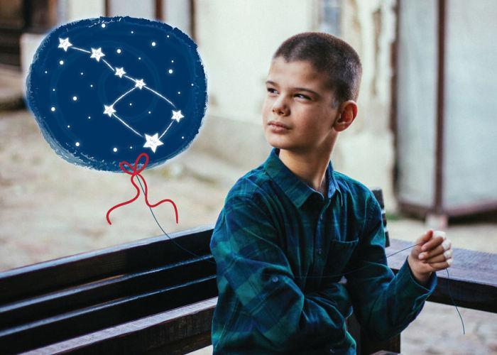 Ребенок с большим сердцем, который любит всех людей (Туберкулезный склероз).
