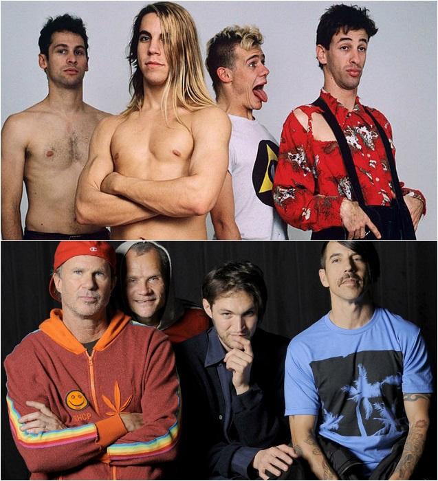 Коллектив образован в 1983 году в Калифорнии вокалистом Энтони Кидисом и басистом Майклом Бэлзари.