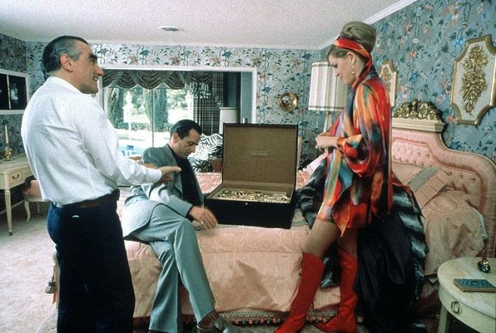 Фильм Мартина Скорсезе с умопомрачительной Шэрон Стоун.