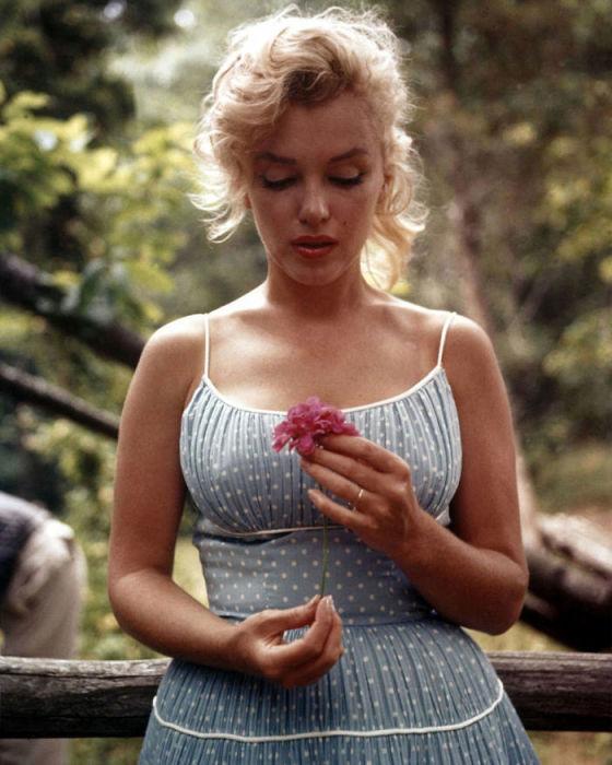Американская актриса и самая знаменитая блондинка Голливуда 1950-х годов.