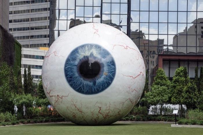 Глазные яблоки Ким Гудман выступили на 12 мм за глазницы, 2 ноября 2007 года.