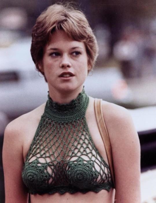 Американская актриса в довольно вызывающем амплуа.