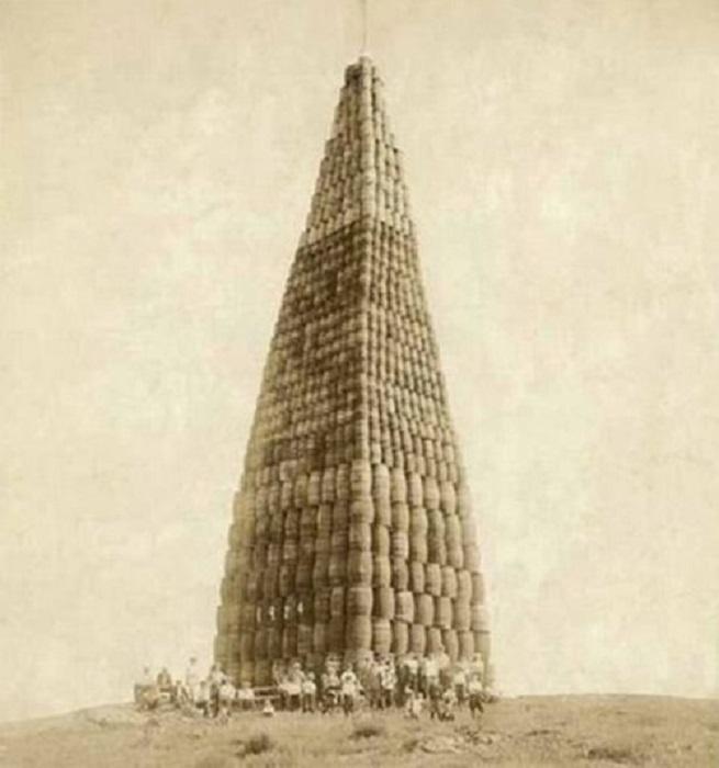 Во время сухого закона в США, 1924 год.