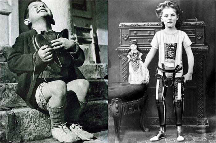 Редкие исторические фотографии.