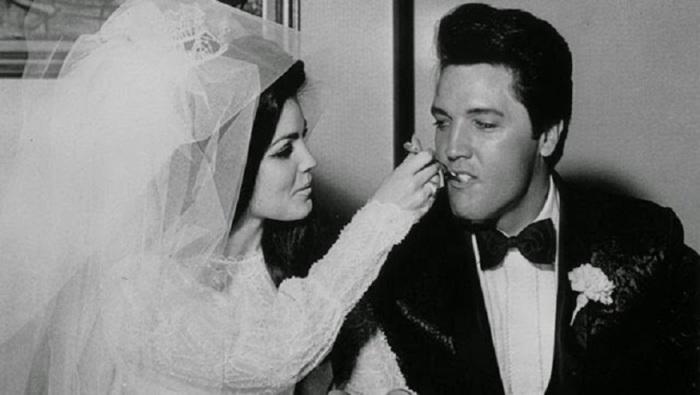 Свадьба американского певца и американской актрисы, 1967 год.