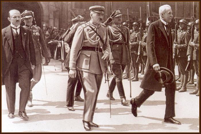 Первый европейский диктатор.
