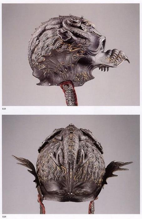 Рыцарский шлем герцога Урбино.