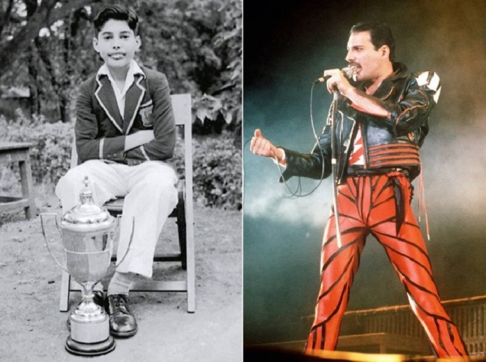 Британский певец парсийского происхождения, автор песен, вокалист рок-группы Queen.