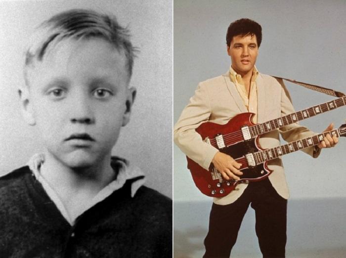 Американский певец и актёр, один из самых коммерчески успешных исполнителей популярной музыки XX века.