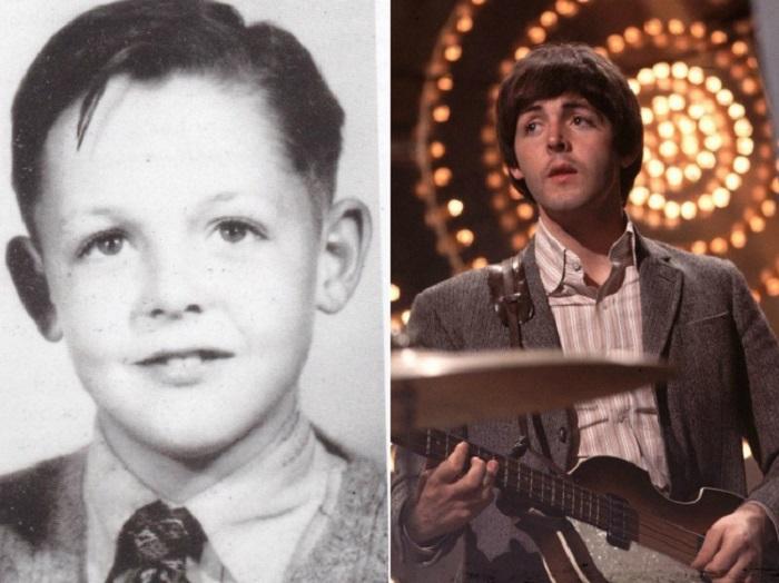 Британский музыкант, мультиинструменталист и продюсер, один из основателей группы The Beatles, 16-кратный обладатель премии «Грэмми».
