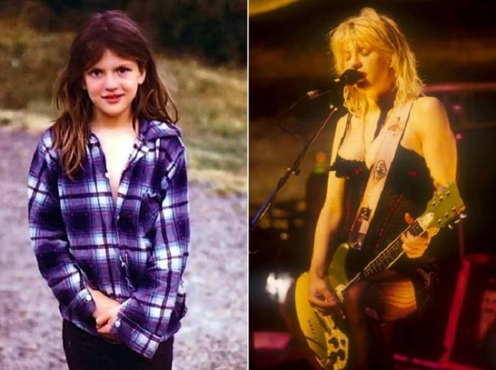 Американская актриса, рок-певица, автор песен, вокалистка и гитаристка рок-группы Hole.