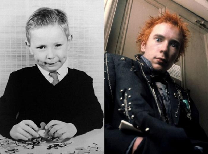 Британский рок-музыкант, фронтмен и основной автор песен панк-группы Sex Pistols, а позже Public Image Ltd.