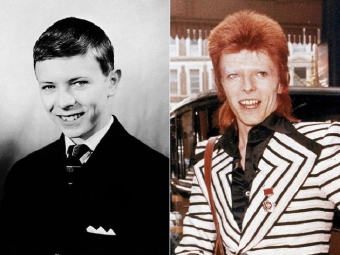 Британский рок-певец и автор песен, а также продюсер, звукорежиссёр, художник и актёр.