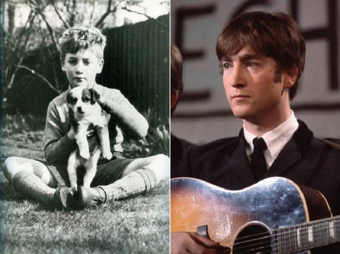Британский рок-музыкант, певец, поэт, композитор, художник, писатель, один из основателей и участник группы The Beatles, популярный музыкант XX века.