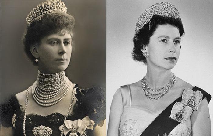 10 королевских особ, которые удивительно похожи за своих легендарных предков.