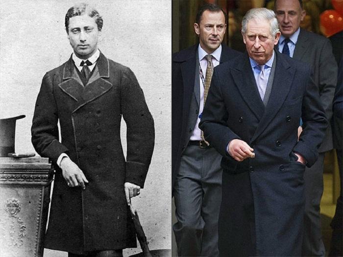 Чарльз Филипп Артур Джордж Виндзор не только унаследовал черты своего прапрадеда, но и точно также долго ожидал трон, будучи принцем Уэльским.