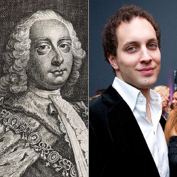 Сын принца Майкла Кентского похож на своего предка не только внешне, но и тем, что имеет минимальные шансы унаследовать трон.