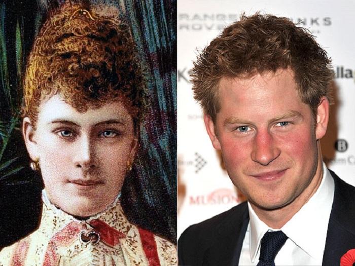 У внука королевы Великобритании Елизаветы II рыжий цвет волос и голубые глаза – точно такие, как у его прабабушки-королевы.