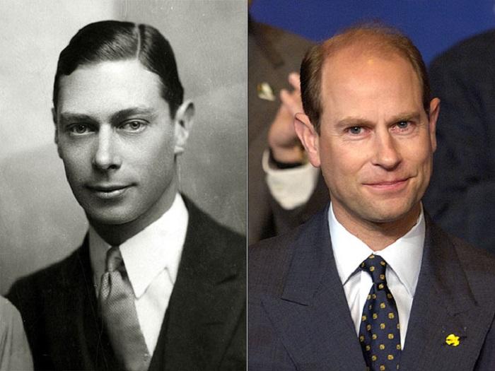 Младший сын царствующей королевы Елизаветы II очень похож на своего деда.