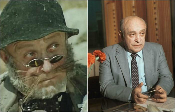 Талантливый советский и российский актер, режиссер и сценарист, Народный артист СССР.