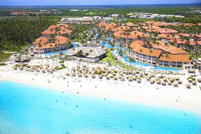 Грандиозный курорт в Доминиканской республике, который считается лучшим по всей стране.