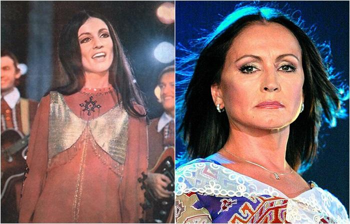 Известно, что советская певица дважды делала пластические операции, но все же сложно не признать, что выглядит она по-прежнему великолепно.