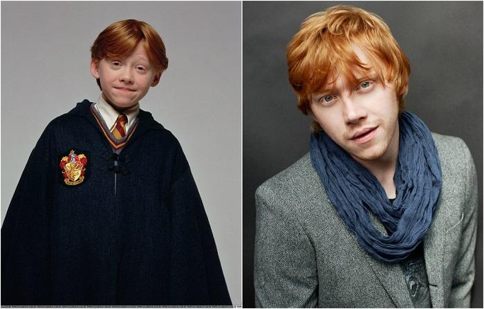 Мечта британского актёра исполнилась в 11 лет, когда он прошел кастинг на роль Рона Уизли в фильмах о Гарри Поттере, снятых по произведениям писательницы Джоан Роулинг.