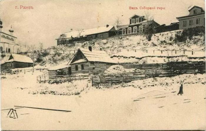Центром Ржева на протяжении столетий была и остается Соборная гора.