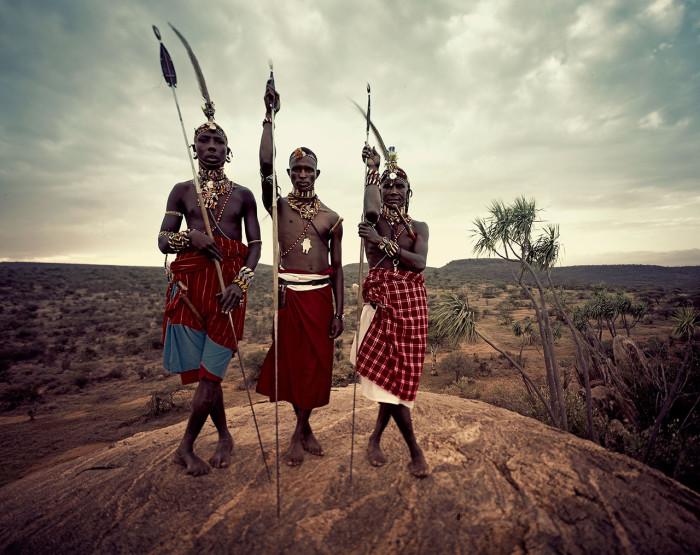 Живописные горные хребты Ндото в северной Кении являются частью дикой, прекрасной и по-прежнему нетронутой страны кочевых народов самбуру.