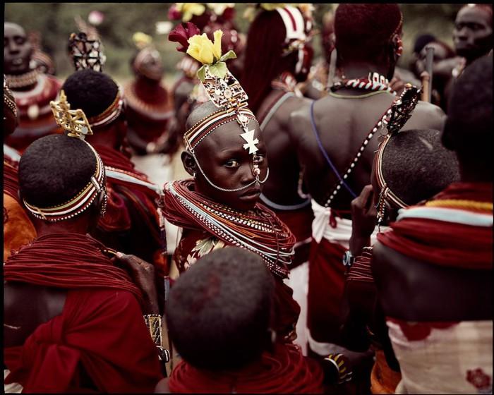 Самбуру верят в чары и совершают традиционные ритуалы для повышения рождаемости, защиты, исцеления и других нужд.