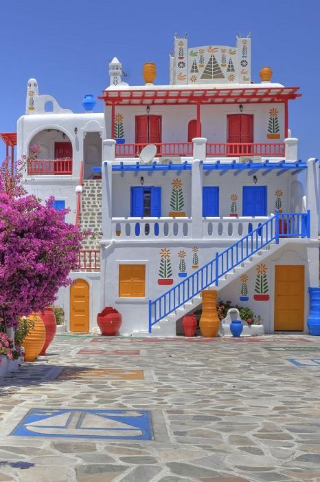 Престижный и модный отдых на греческом побережье.