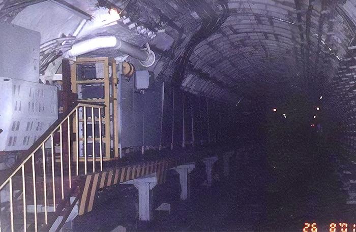 Секретная система подземного транспорта, построенная во времена Сталина, недоступна для посторонних и строго охраняется.